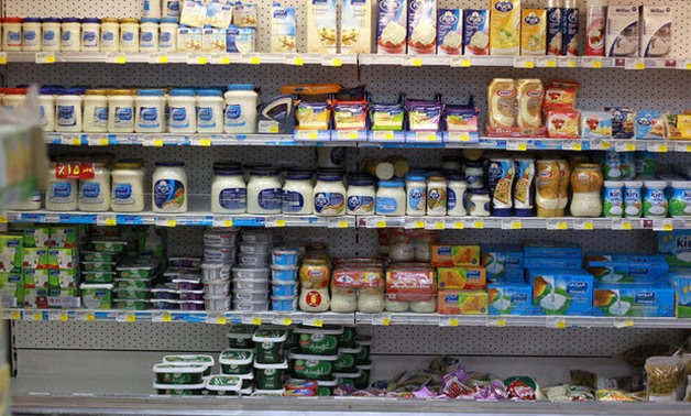 Food items are seen in a supermarket in Doha, Qatar June 7, 2017. REUTERS/Stringer