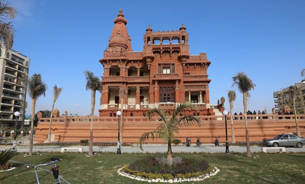 Baron Palace to be reopened for visiting soon, after completing recent restoration works  - ET