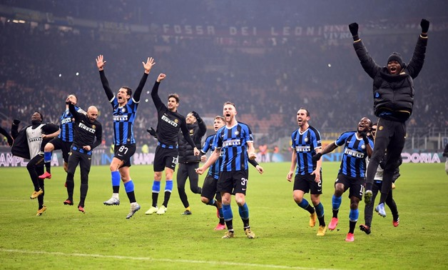 Inter Top Serie A Following Stunning Comeback Win Over Ac Milan Egypttoday