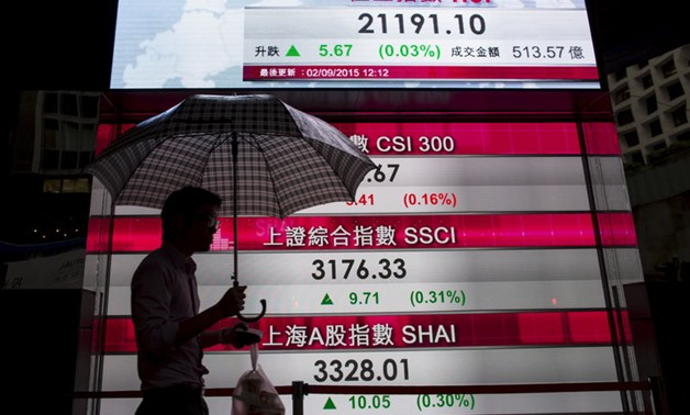 © Reuters. Asian Stocks Push Higher; Yuan Strengthens: Markets Wrap