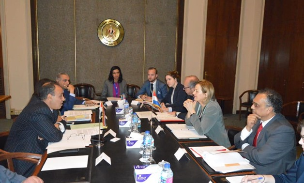 The third round of political consultations between Egypt and the Netherlands was held on Friday at the headquarters of the Egyptian Ministry of Foreign Affairs – Press photo