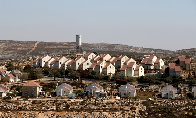 FILE - General view shows houses in Shvut Rachel, a West Bank Jewish settlement located close to the Jewish settlement of Shilo, near Ramallah October 6, 2016 - REUTERS/Baz Ratner