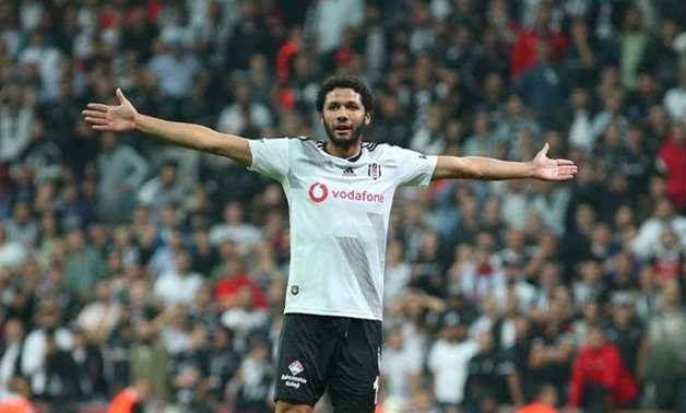 Besiktas keen to keep Elneny - EgyptToday