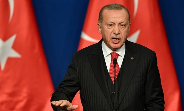 Turkish President Recep Tayyip Erdogan – Photo: AFP