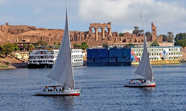 A view from Upper Egypt's Aswan – Wikimedia Commons/Dennis Jarvis