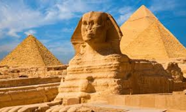 The Great Sphinx - Social media