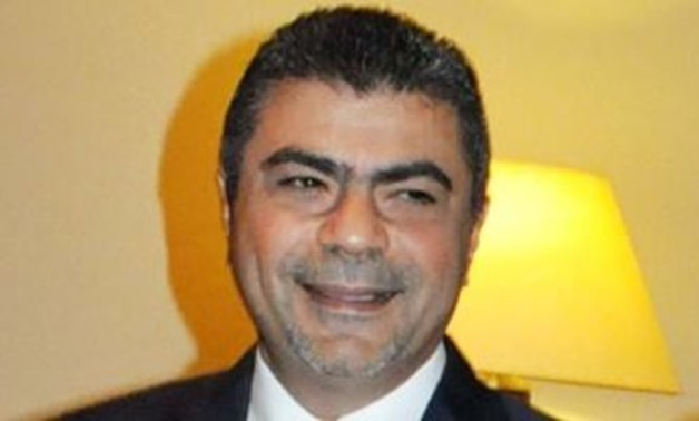 FILE - Businessman Ayman Al-Gamil