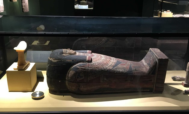 Inside Sohag National Museum - ET
