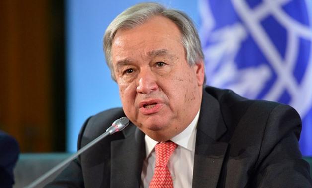 UN Secretary-General Antonio Guterres - Photothek via Getty Images/Michael Gottschalk