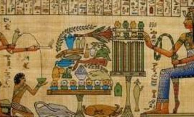The Pharaohs were keen on eating healthy foods - Wikibedia