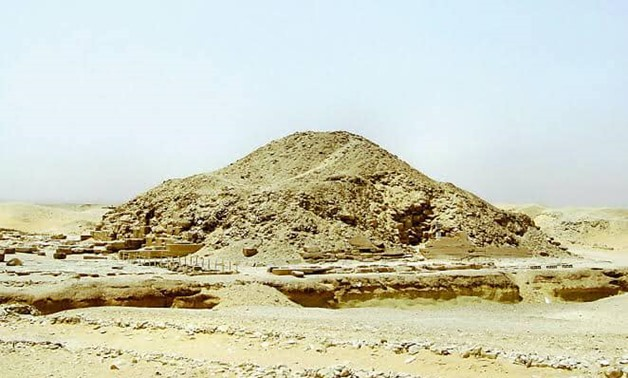 File -The Funerary Complex of King Unas.