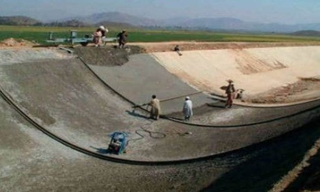 Canal lining – The Constructor website