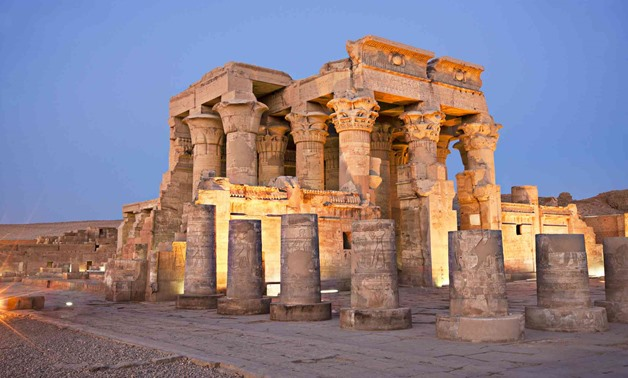 Kom Ombo Temple - Photo via GettyImages