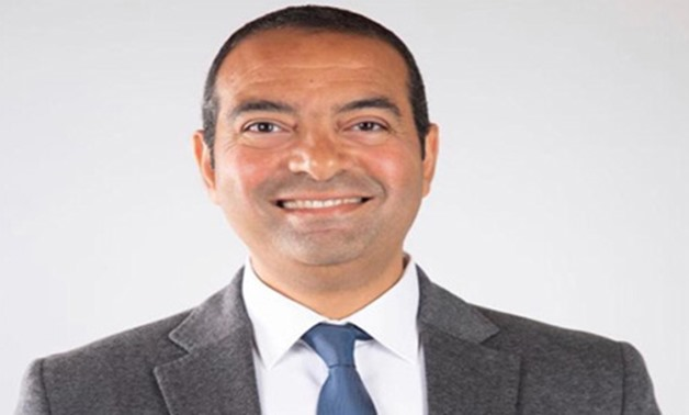 FILE - CEO of Egypt's Sovereign Fund Ayman Soliman
