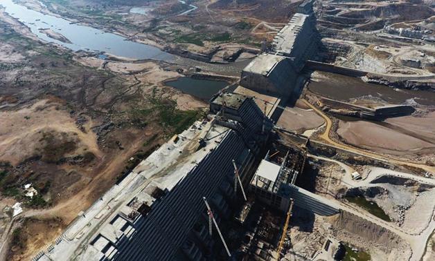 FILE: The Grand Ethiopian Renaissance Dam (GERD)