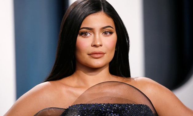 FILE PHOTO: Kylie Jenner attends the Vanity Fair Oscar party in Beverly Hills during the 92nd Academy Awards, in Los Angeles, California, U.S., February 9, 2020. REUTERS/Danny Moloshok -/File Photo.