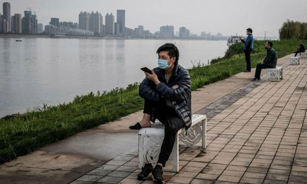 Authorities are gradually relaxing restrictions in Wuhan © AFP via Getty Images