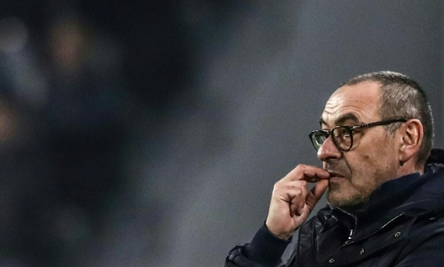 Sarri takes on Napoli, the club he coached for three seasons until 2018