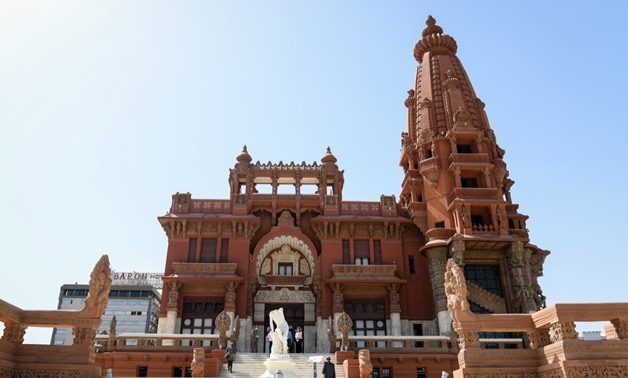 The Baron Empain Palace will be officially opened for visitors soon - ET