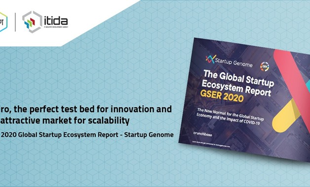 The report identified Cairo as the perfect test bed for innovation and an attractive market for business scalability