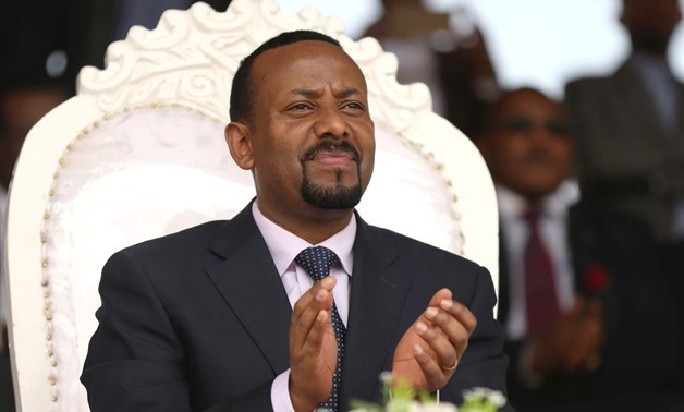 FILE: Ethiopian Prime Minister Abiy Ahmed