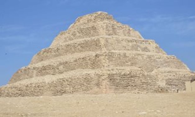 Step Pyramid of Djoser was re-opened in 2020 after years of neglect - ET