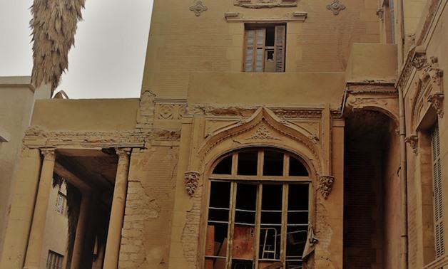 Ahmed Heshmat Pasha Palace in Zamalek - CC Abdel-Megid