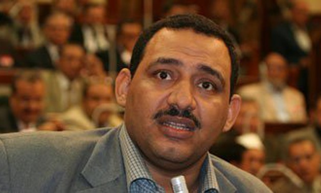 Former MP El Omda - File Photo