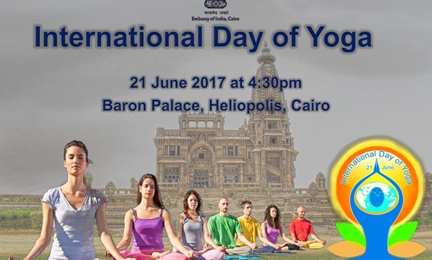 Cover Photo: International Day of Yoga official photo