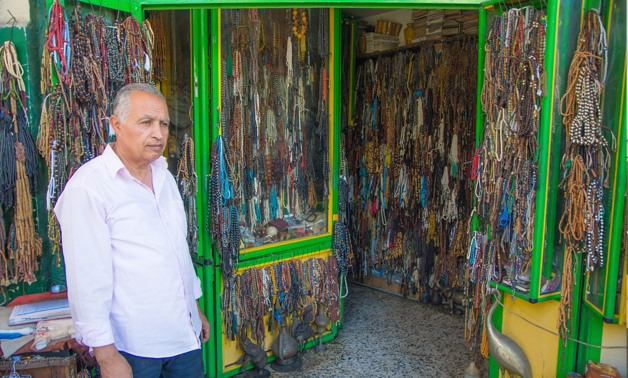 Al-Sabr Jamil owner Ahmed Abdel Aziz - Mohamed Gamal