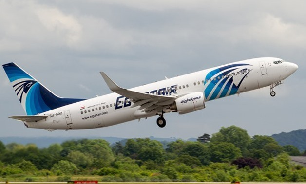 Egypt Air plane - File photo