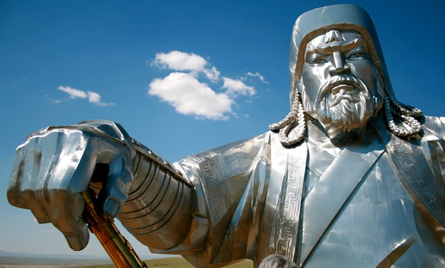 Genghis Khan statue, courtesy: Flicker