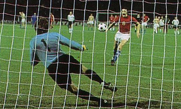 The first ever Panenka - Sportskeeda