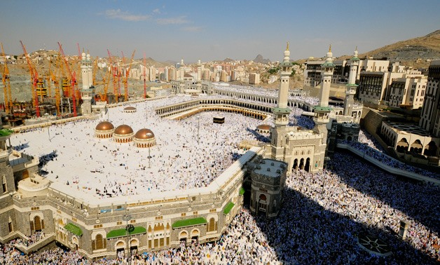 Saudi security forces foil attack on Grand Mosque in Mecca -state TV