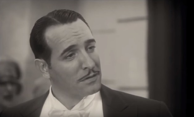"Jean Dujardin in ""The Artist"" - screenshot"