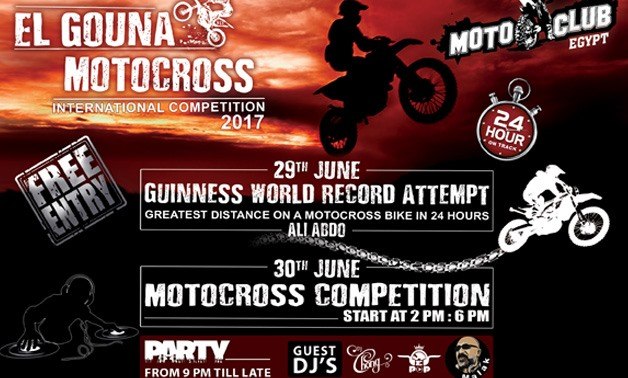 Cover Photo: Event Poster – courtesy of Motoclub