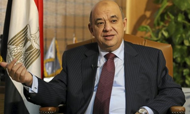 Yehia Rashed. Egyptian Tourism Minister File Photo