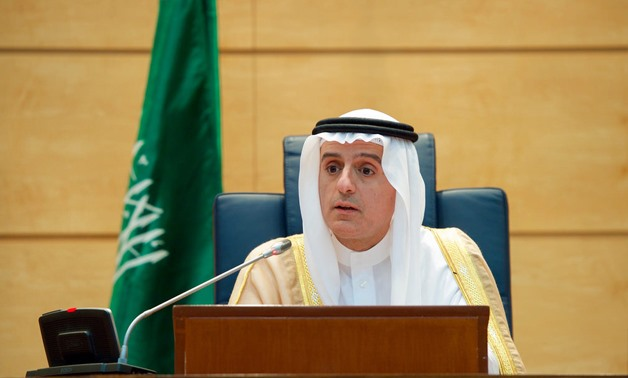 Saudi Foreign Minister Adel al-Jubeir – U.S. State Department Photo