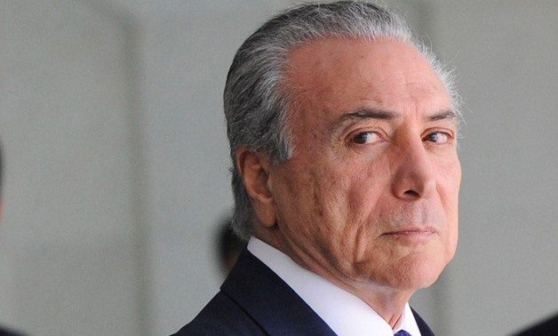 Michel Temer - Wikimedia Commons via Wikipedia