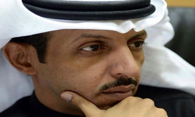 Kuwaiti journalist Mubarak al-Bugaily – File photo/Official Twitter account