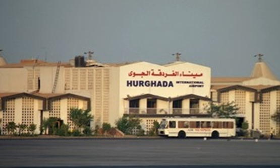 Hurghada International Airport – File Photo
