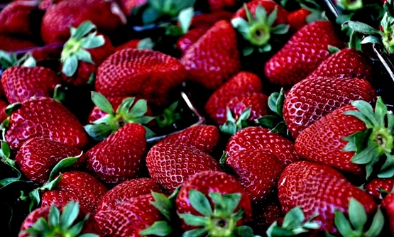 Strawberry- Pixabay