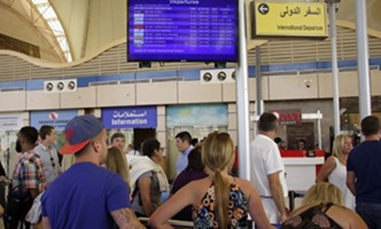 Sharm El Sheikh International Airport -  File photo