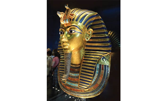 """The famous Tutankhamun tomb - Egypt Today"