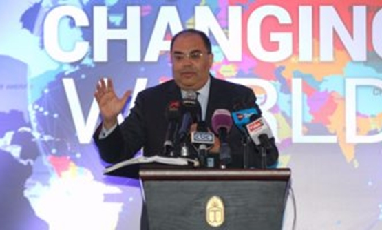 World Bank First Vice President Mahmoud Mohieddin - File photo