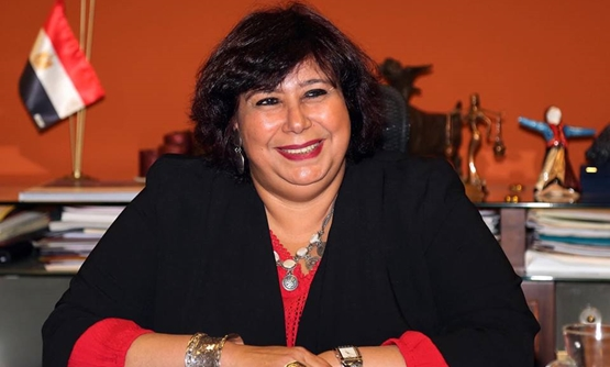 Inas Abdel Dayem – Photo Courtesy: Cairo Opera House Media Office.