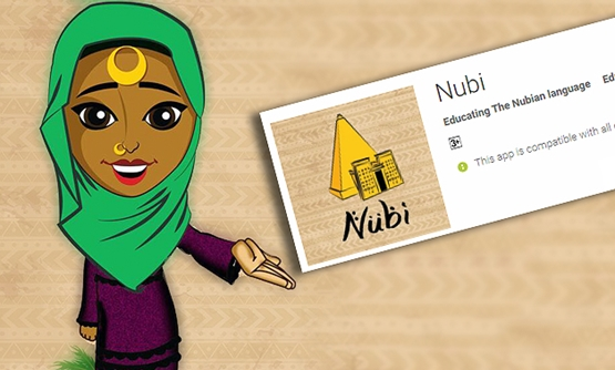 'Nubi' is a mobile application that is considered a complete repository of the Nubian language and its related history – Egypt Today