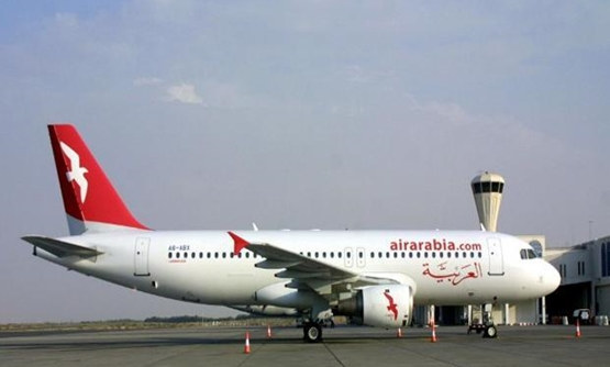 Air Arabia started flying to India in March 2005 and offers more than 112 flights a week, flying directly from its hub in Sharjah to 13 destinations in India. Photo: AFP