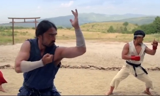 Screencap from the trailer to Street Fighter: Assassin's Fist, March 24, 2018 – YouTube/Manga UK