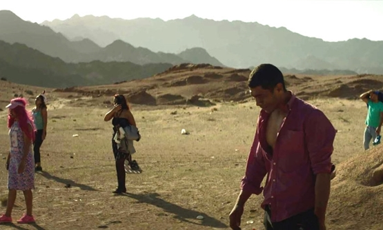 A scene from Egyptian documentary film ''Dream Away''- IMDB